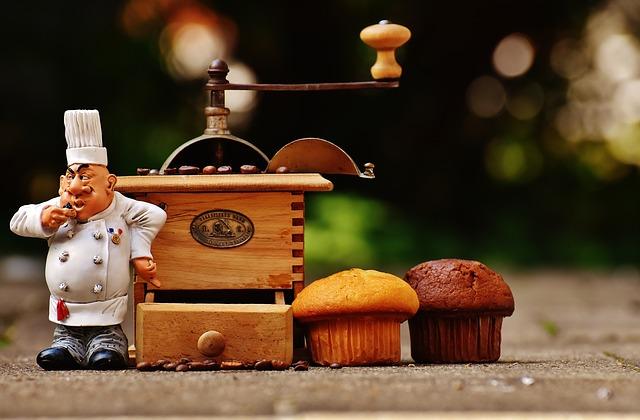 Karácsonyi muffin Séfbabér