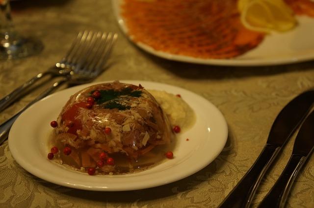 Kocsonya hagyományos Séfbabér