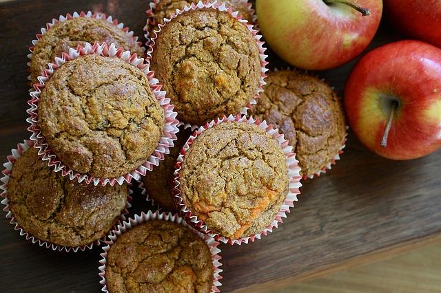 Almás-joghurtos muffin Séfbabér