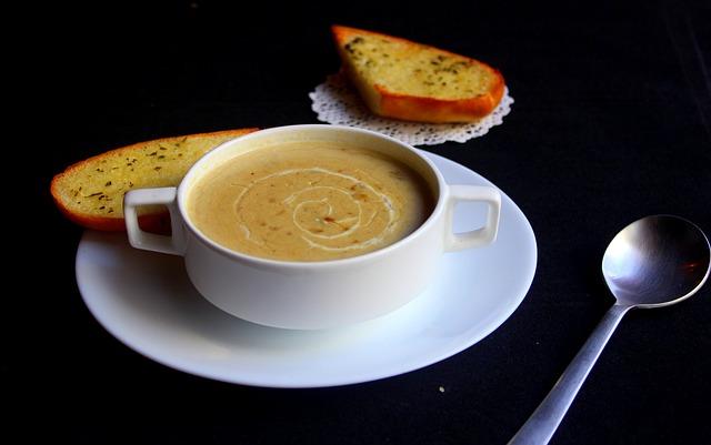 Vörös lencsekrém leves Séfbabér