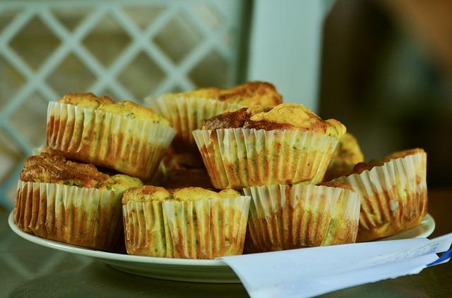 Magyaros muffin Séfbabér