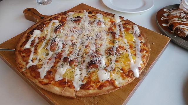 Pizza tészta Séfbabér