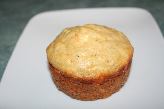 Sajtos burgonyás muffin Séfbabér