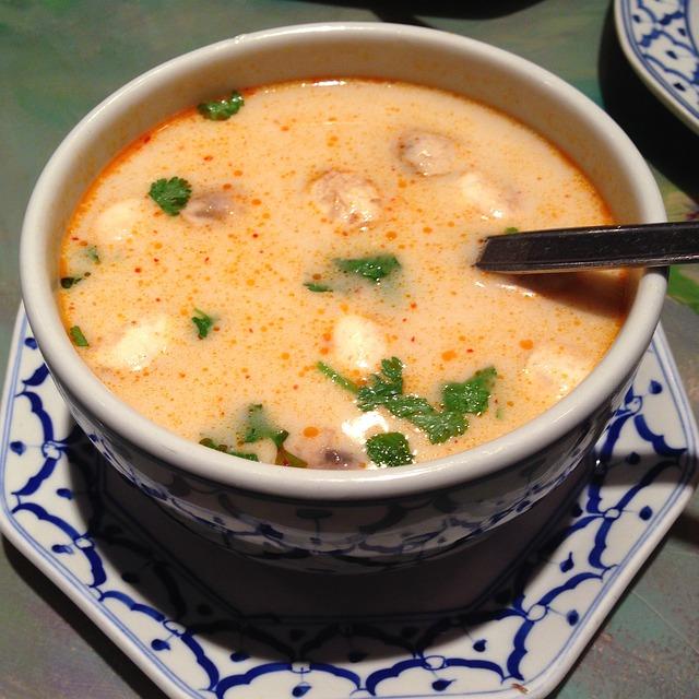 Tejfölös burgonya leves Séfbabér