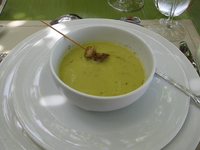 Borsókrém leves Séfbabér