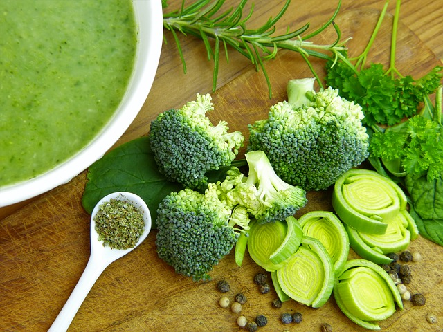Brokkoli krémleves Séfbabér