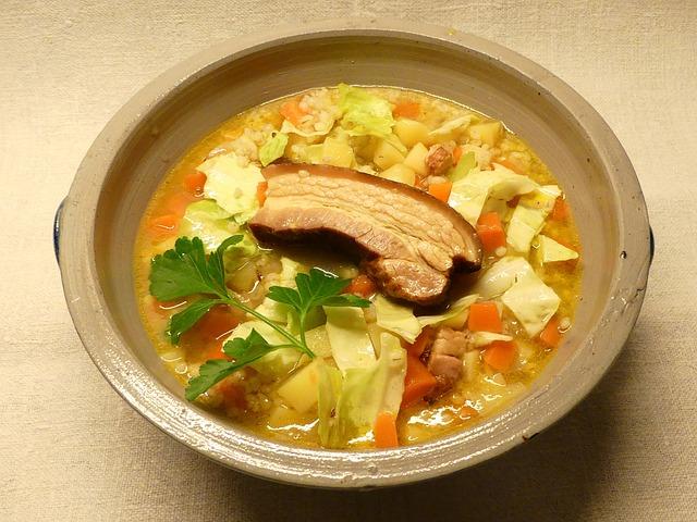 Káposzta leves Oroszosan Séfbabér